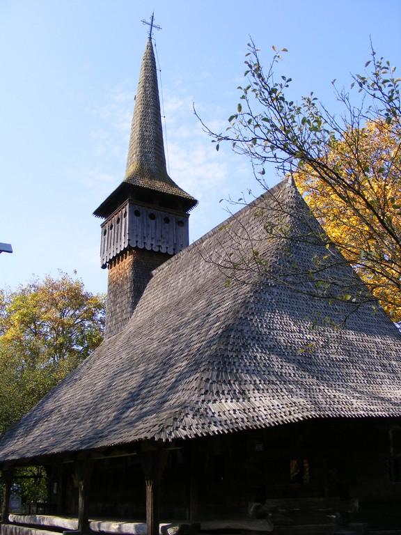 Biserica de lemn din Lapus