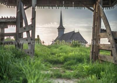 Costas Dumitrescu - Biserica din Culcea