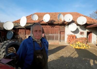 Costas Dumitrescu - Gospodaria parabolicelor