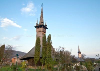 Dan_Dinu - Biserici de lemn - Rogoz