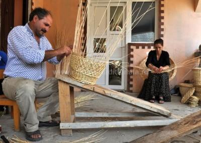 Emanuela Vascan - Impletitorii de cosuri - Satulung
