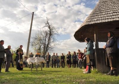 Emanuela Vascan - Ritual religios - Aspra