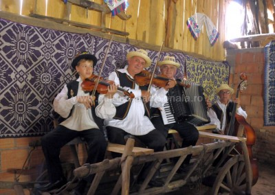 Felician Sateanu - Muzicantii - Soconzel