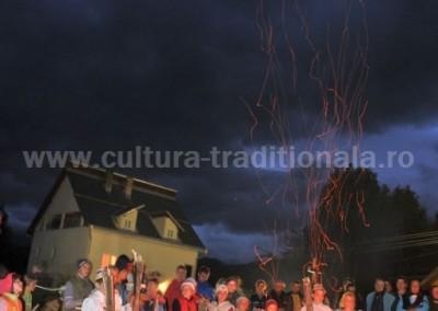 Felician_Sateanu - Focul de Sanziene - Borsa
