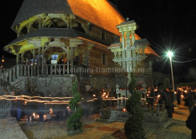 Felician_Sateanu - Noaptea invierii - Viseu de Sus
