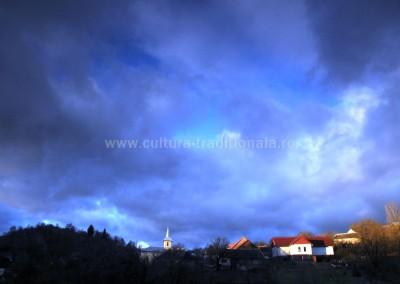 Felician_Sateanu - Peisaj - Valeni