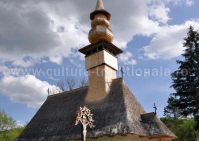 Gheorghe Petrila - Biserica din Copalnic