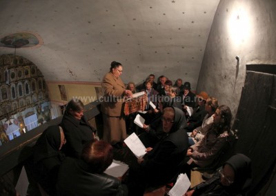 Ionel Onofras - Corul bisericii - Ulmeni