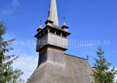 Vlad Chiorean - Biserica de lemn -  Corund
