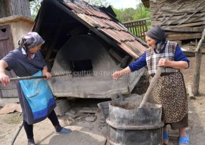 Vlad Chiorean - Pregatirea cuptorului - Babta