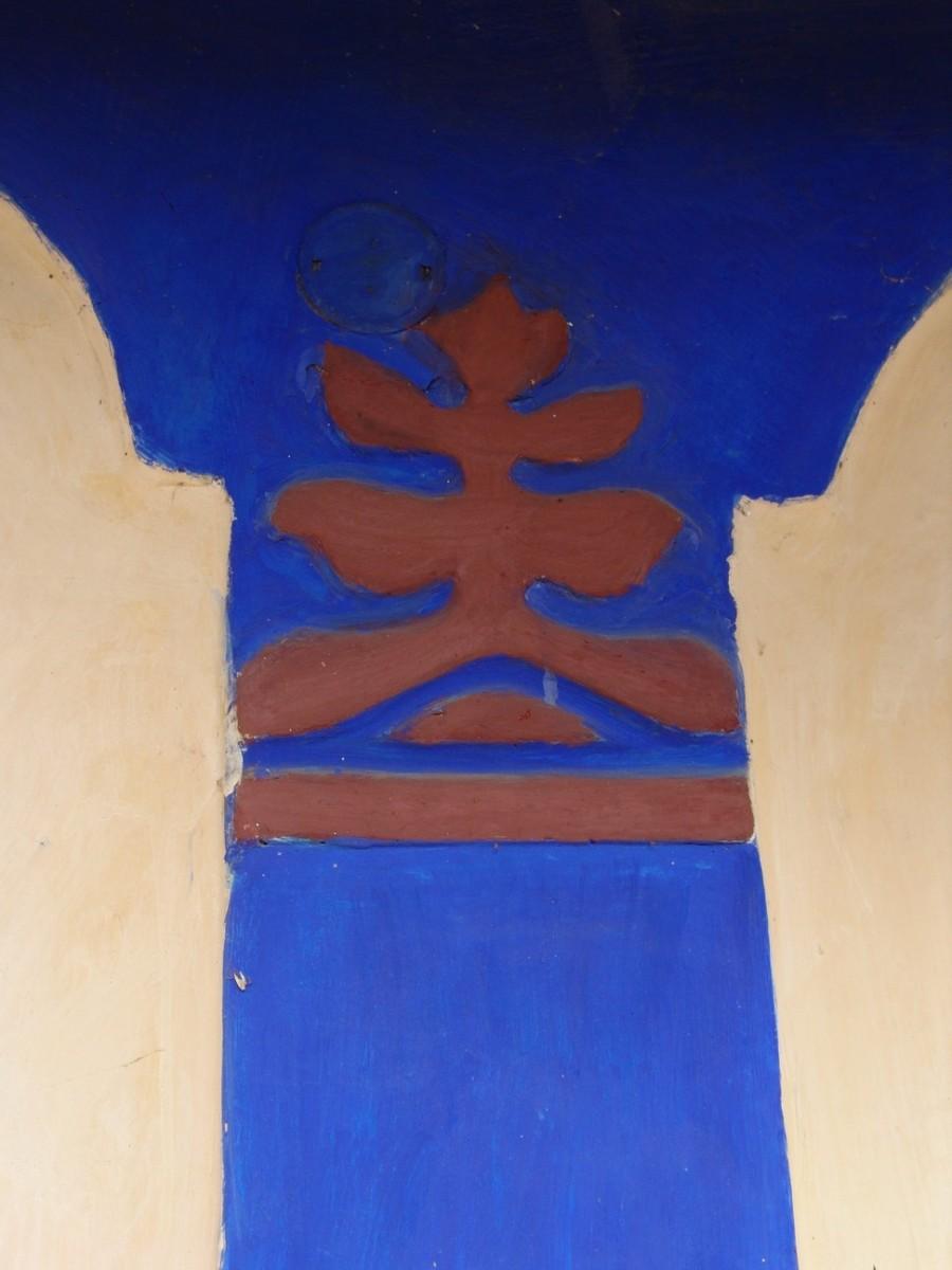 motiv ornamental preluca