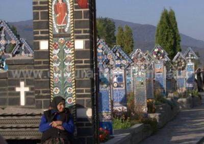 Dan Ceuca - La poarta cimitirului - Sapanta