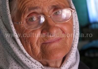 Dan Ceuca - Portret de femeie - Sapanta
