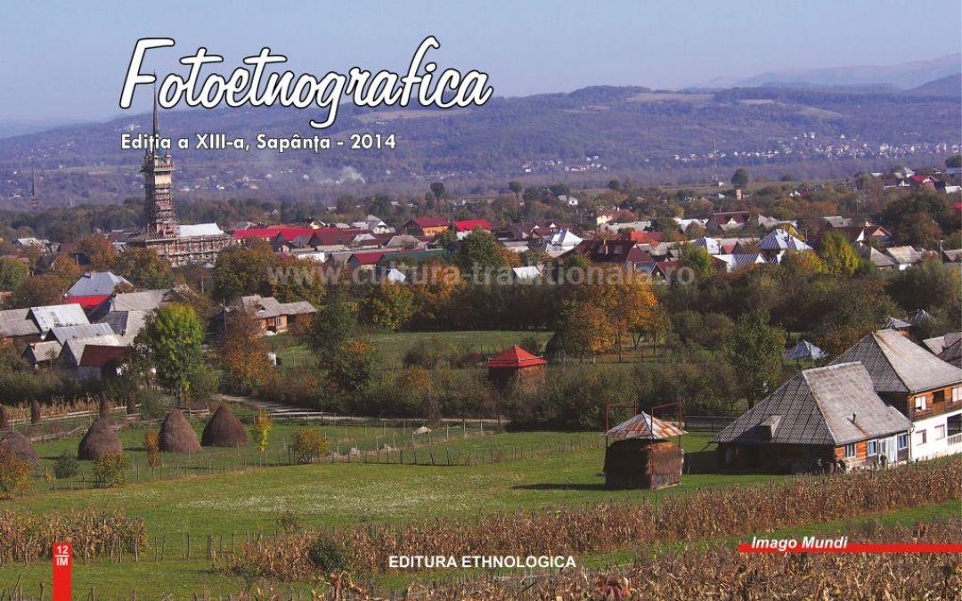 Ed. XIII – Săpânța, 2014