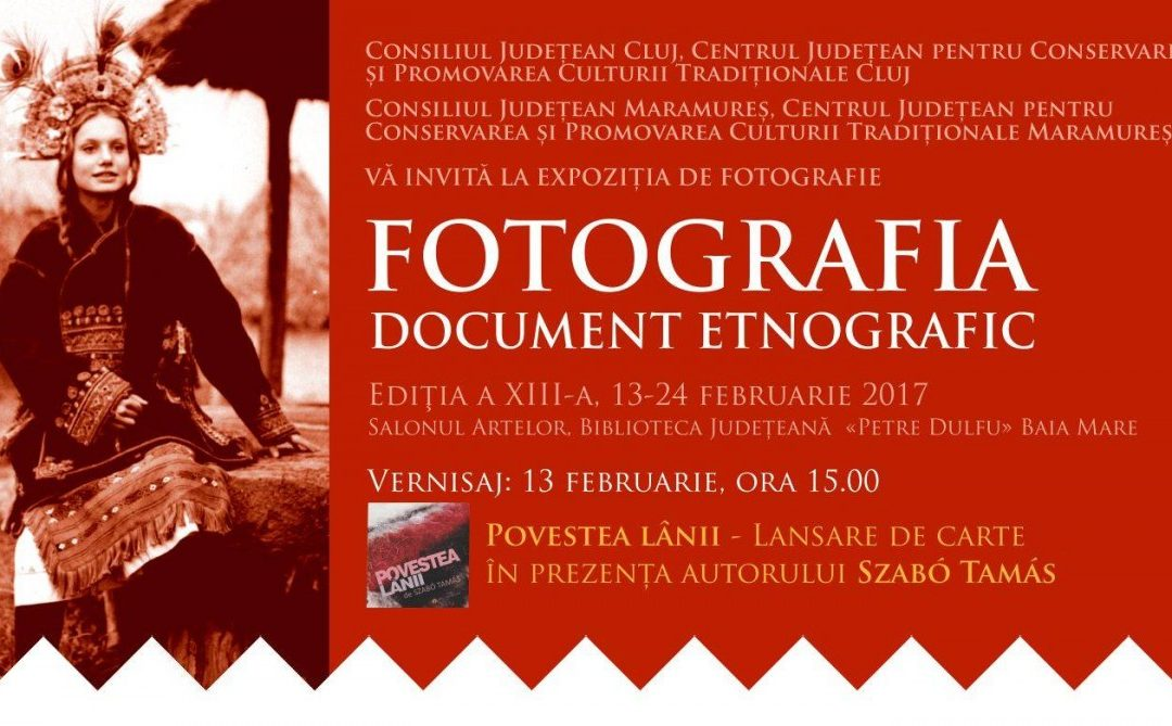 Fotografia – document etnografic
