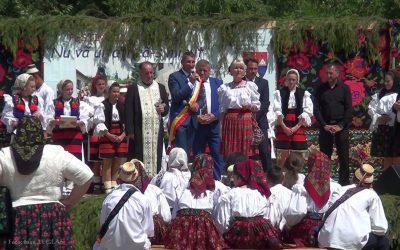 """Festivalul folcloric """"Nu vă uitaţi că-s micuţ"""", Budeşti 2017"""