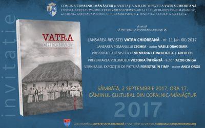 Revista Vatra Chioreană, nr. 11
