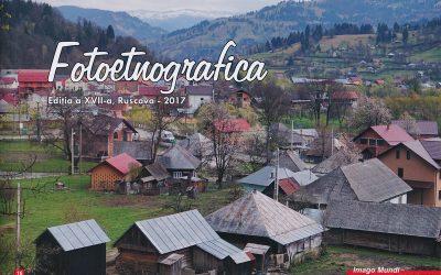 """""""Fotoetnografica"""", ediţia a XVII-a, Ruscova – 2017"""