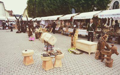 Târgul Meșterilor Populari în cadrul Festivalului Castanelor 2017
