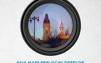 """Vernisajul expozitiei """"Baia Mare prin ochii tinerilor: Patrimoniul Cultural"""""""