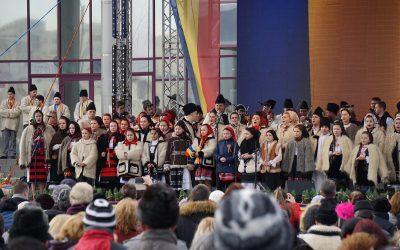 Evenimente organizate în Baia Mare pentru a celebra Unirea Principatelor Române