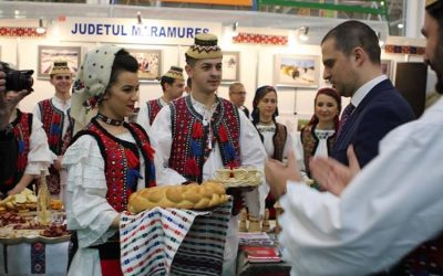 Maramureşul la Târgul de Turism al României 2018