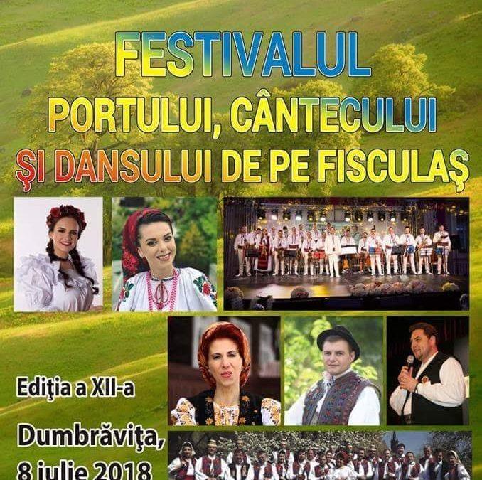 Festivalul Portului, Cântecului și Dansului de pe Fisculaș