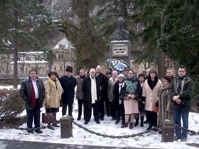 """Premii pentru maramureşeni la Festivalul Internaţional de Literatură """"Mihai Eminescu"""""""