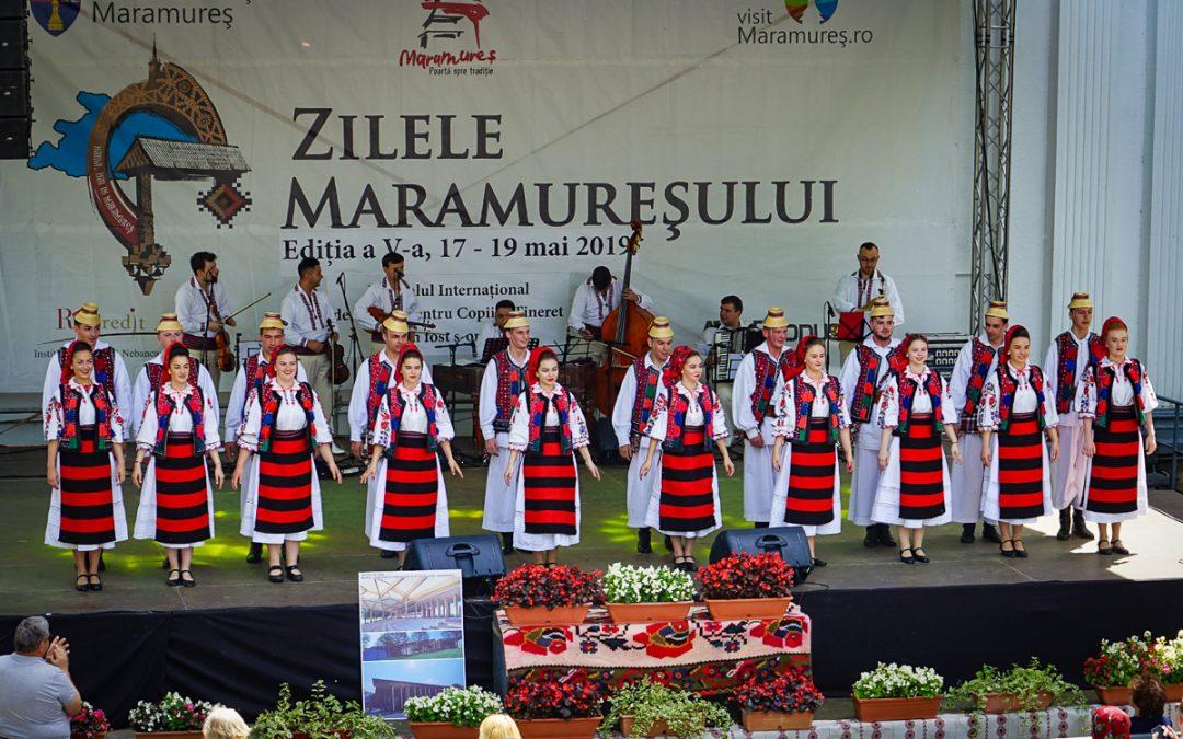 """Evenimente organizate de CJCPCT """"Liviu Borlan"""" Maramureş în cadrul Zilelor Maramureșului 2019"""