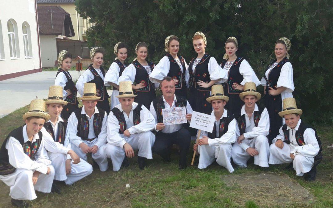 """Festivalului Folcloric concurs """"Florile Someșului"""""""