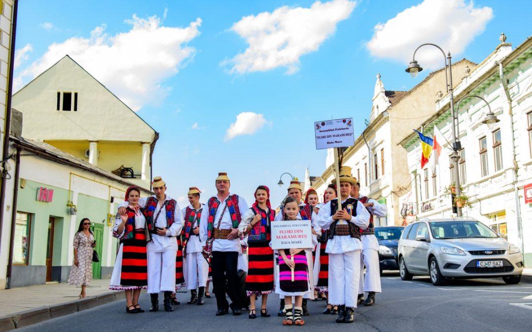 """Festivalul de folclor și meșteșuguri rurale """"În grădina dorului"""""""