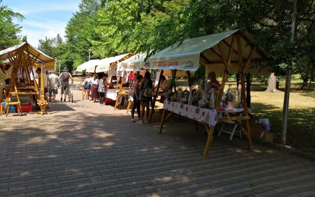 Târg al Meșterilor Populari prilejuit de marcarea Anului Omagial al Satului Românesc